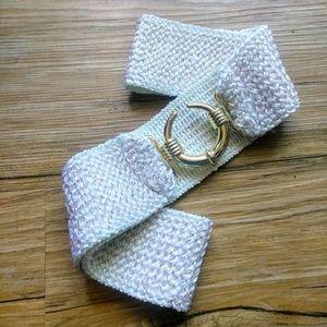 4 for $15 Vintage Ed Barry Elastic Belt